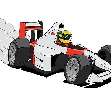 Senna McHonda by FelixR1991