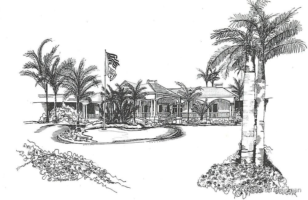 The Sanctuary Club, Sanibel, Florida by Deborah Chapman