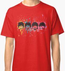 Watercolor Sgt. Pepper's Design Classic T-Shirt