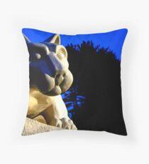 Berks Lion Throw Pillow