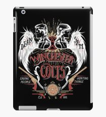 Winchester Colts iPad Case/Skin