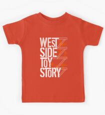 West Side Toy Story Kids Tee