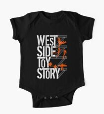 West Side Toy Story One Piece - Short Sleeve