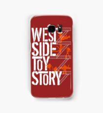 West Side Toy Story Samsung Galaxy Case/Skin