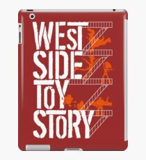 West Side Toy Story iPad Case/Skin