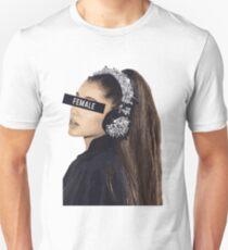 Ari Female Cosmopolitan Vector Art Cat Ears Unisex T-Shirt