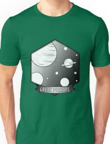 Outer Space - Great Perhaps Zox Unisex T-Shirt