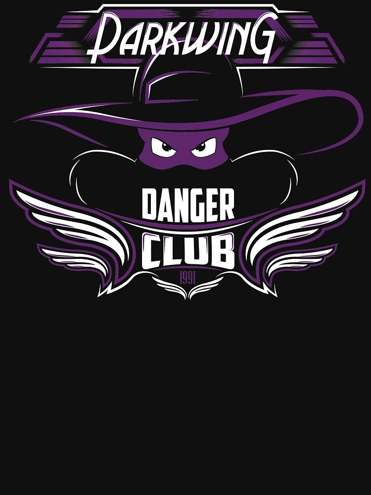 Danger Club by MitchLudwig