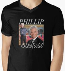 Phillip Schofield Homage Tee Men's V-Neck T-Shirt