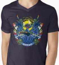 Ohana Men's V-Neck T-Shirt