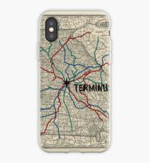 Terminus Map iPhone Case