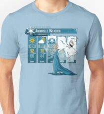 Arendelle Weather T-Shirt