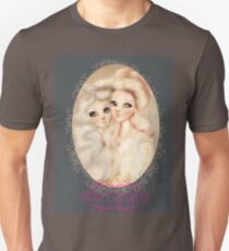 Fairy sisters at Marie Antoinette Versaille France Unisex T-Shirt