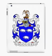 Gouge Coat of Arms iPad Case/Skin