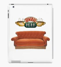 central perk friends tv show series iPad Case/Skin