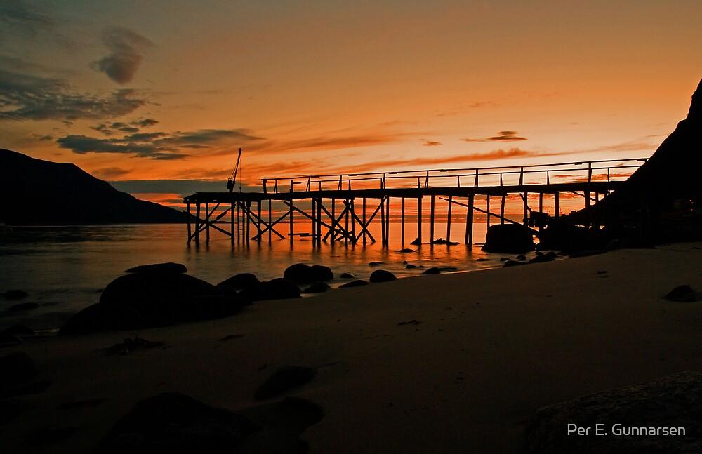 Pier II by Per E. Gunnarsen