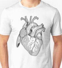Study of the Heart Unisex T-Shirt