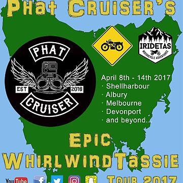Epic Whirlwind Tassie Tour 2017 by PhatCruiser