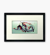 Accidental Elephant 2 Framed Print