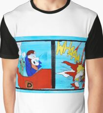 Whaam! Graphic T-Shirt
