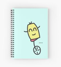 [unicorn] Spiral Notebook