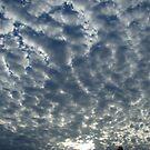 Cloudy blues by Luke Jones