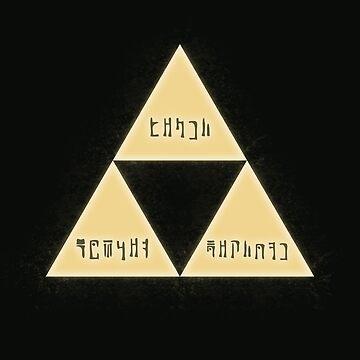 Triforce by Comhaltacht