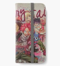 Fairy tail iPhone Wallet/Case/Skin