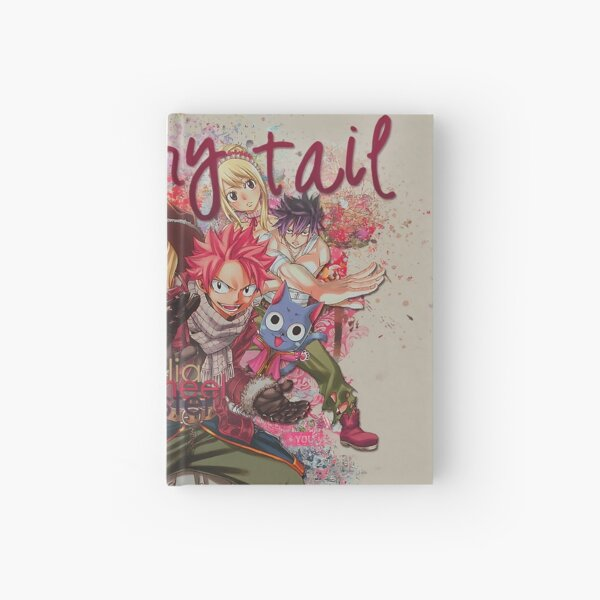 Fairy tail Hardcover Journal