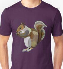 Pop Art Squirrel (Nutty McNibbles) T-Shirt