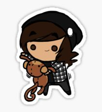 Vic Fuentes Sticker