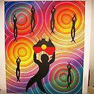 Spirit Dreaming by Derek Trayner