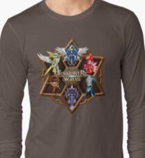Monster Runes Long Sleeve T-Shirt