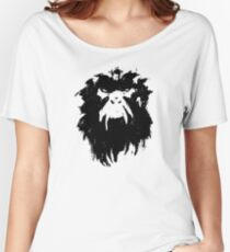 12 Monkeys - Terry Gilliam - Wall Drawing Black Women's Relaxed Fit T-Shirt