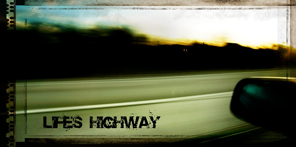 lifes Highway by bobovoz