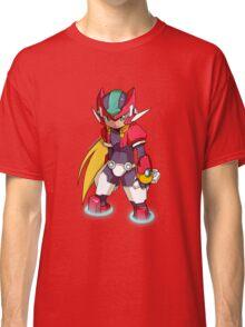 Mega Man - Model ZX Classic T-Shirt