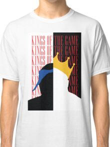 Tupac and Biggie - 'Kings of the Game' Classic T-Shirt