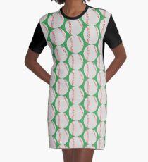 BASEBALL (LARGE) Graphic T-Shirt Dress