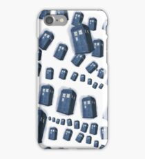 Tardis Flight iPhone Case/Skin