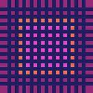 Color Blocks # 6 by Betty Mackey