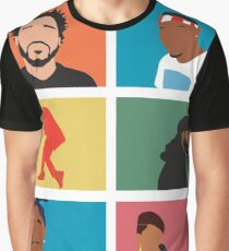Hip Hop Phase One Graphic T-Shirt