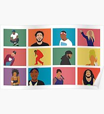 Hip Hop Phase One Poster