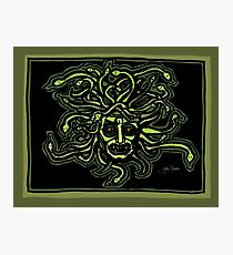 Medusa Photographic Print