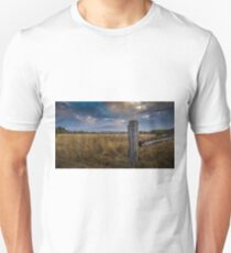 Old Fence  T-Shirt