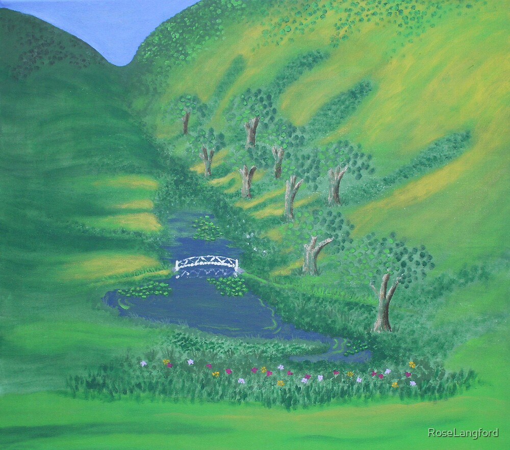 HIDDEN VALLEY by RoseLangford