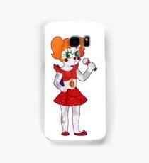 PaperCraft Circus Baby Samsung Galaxy Case/Skin