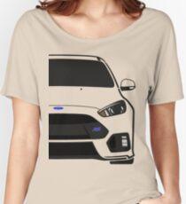 Focus RS Half Cut Women's Relaxed Fit T-Shirt