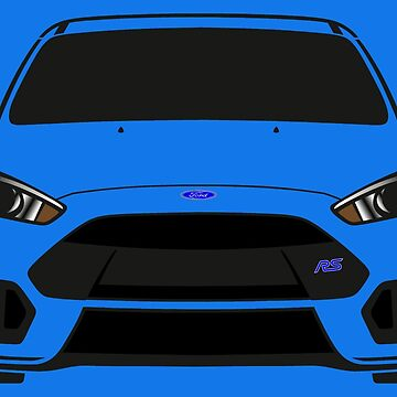 Focus RS Half Cut by Alienxpres51
