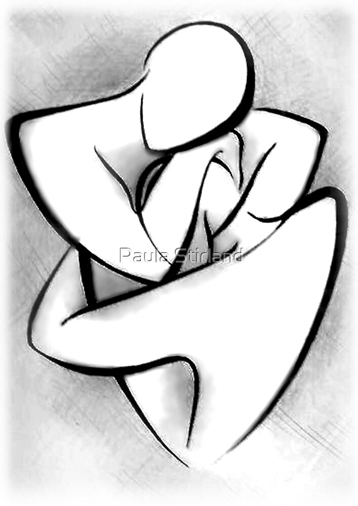 Hold me by Paula Stirland