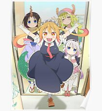 dragon maid Poster